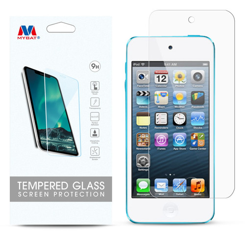 MyBat Tempered Glass Screen Protector (2.5D) for Apple The new iPod touch/iPod touch (6th generation) / iPod touch (5th generation) - Clear