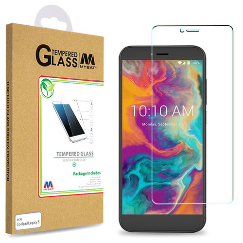 MyBat Tempered Glass Screen Protector (2.5D) for Coolpad Legacy S - Clear