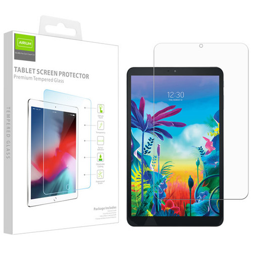 Airium Tempered Glass Screen Protector for LG G Pad 5 10.1 - Clear