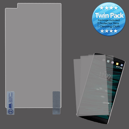 MyBat Screen Protector Twin Pack for LG H901 (V10) - Clear