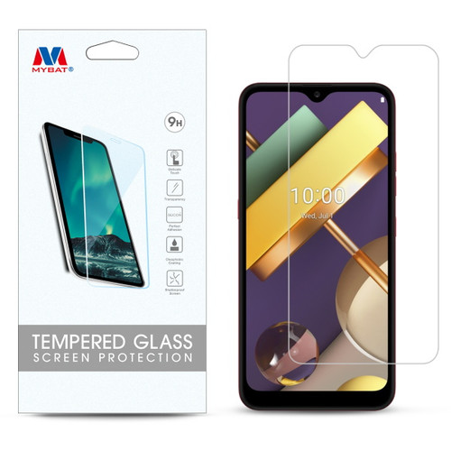 MyBat Tempered Glass Screen Protector (2.5D) for LG K22 - Clear