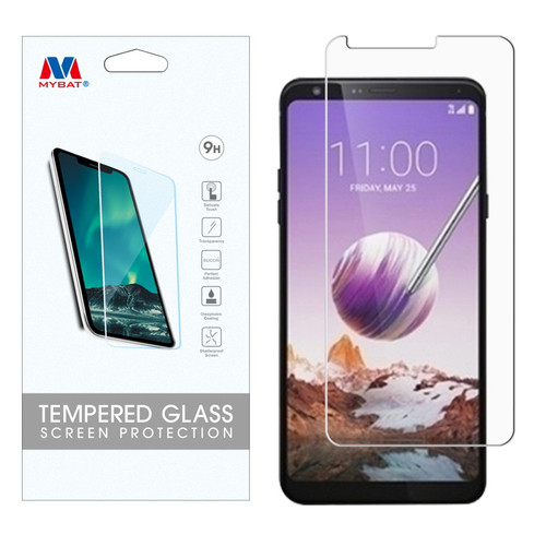 Airium Tempered Glass Screen Protector (2.5D) for LG Stylo 5 - Clear