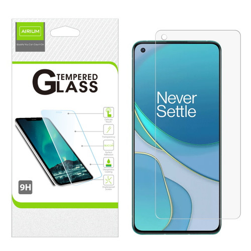 Airium Tempered Glass Screen Protector (2.5D) for Oneplus 8T - Clear