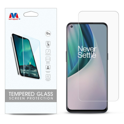 MyBat Tempered Glass Screen Protector (2.5D) for Oneplus Nord N10 5G - Clear
