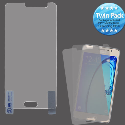 MyBat Screen Protector Twin Pack for Samsung G550 (On5) - Clear