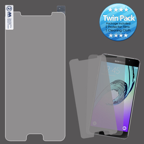 MyBat Screen Protector Twin Pack for Samsung Galaxy A5 (2016) - Clear