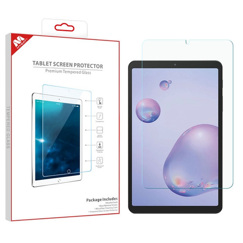 MyBat Tempered Glass Screen Protector (2.5D) for Samsung T307 (Galaxy Tab A 8.4 (2020)) - Clear