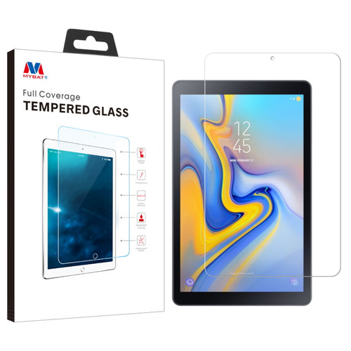 MyBat Tempered Glass Screen Protector for Samsung T387 (Galaxy Tab A 8.0 (2018)) - Clear