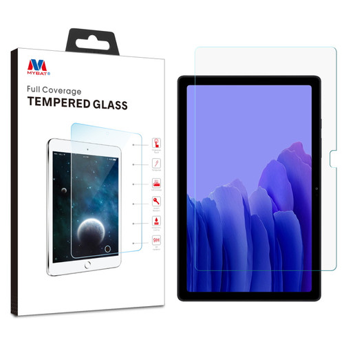 MyBat Tempered Glass Screen Protector (2.5D) for Samsung T500 (Galaxy Tab A7 10.4 (2020)) - Clear