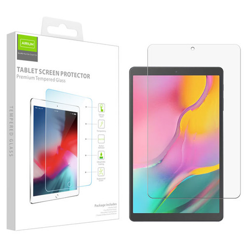 Airium Tempered Glass Screen Protector for Samsung T510 (Galaxy Tab A 10.1 (2019)) - Clear