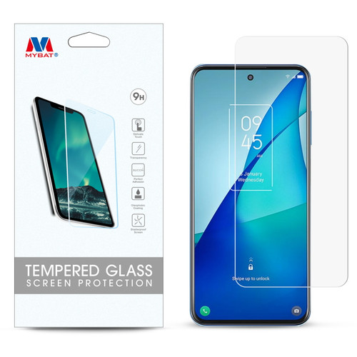 MyBat Tempered Glass Screen Protector (2.5D) for T-mobile TCL 20S - Clear