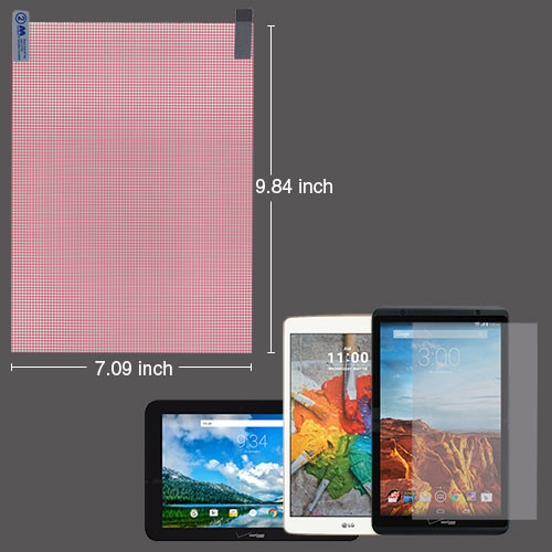 MyBat Universal LCD Screen Protector 12.1 inches - Clear