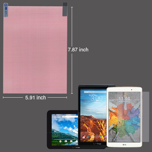 MyBat Universal LCD Screen Protector 9.8 inches - Clear