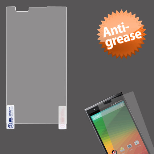 MyBat Anti-grease LCD Screen Protector for Zte Z970 (ZMAX) - Clear