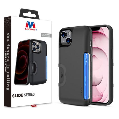 MyBat Slide Series Case for Apple iPhone 13 (6.1) - Black