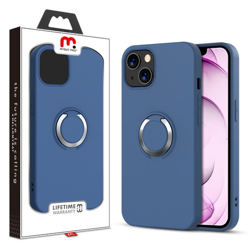 MyBat Pro Halo Series Case for Apple iPhone 13 mini (5.4) - Blue