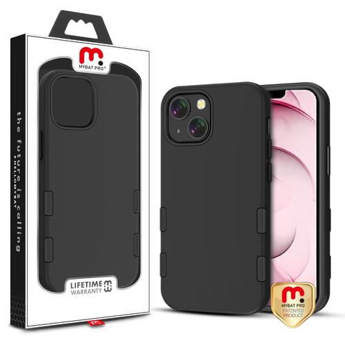 MyBat Pro TUFF Subs Series Case for Apple iPhone 13 (6.1) - Black