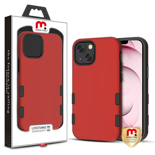 MyBat Pro TUFF Subs Series Case for Apple iPhone 13 (6.1) - Red