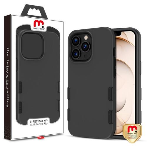 MyBat Pro TUFF Subs Series Case for Apple iPhone 13 Pro (6.1) - Black