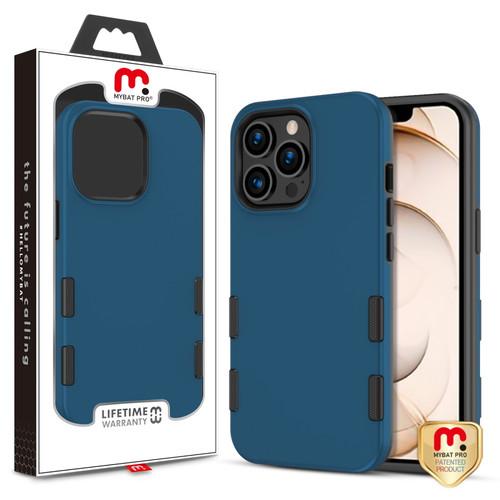 MyBat Pro TUFF Subs Series Case for Apple iPhone 13 Pro (6.1) - Ink Blue