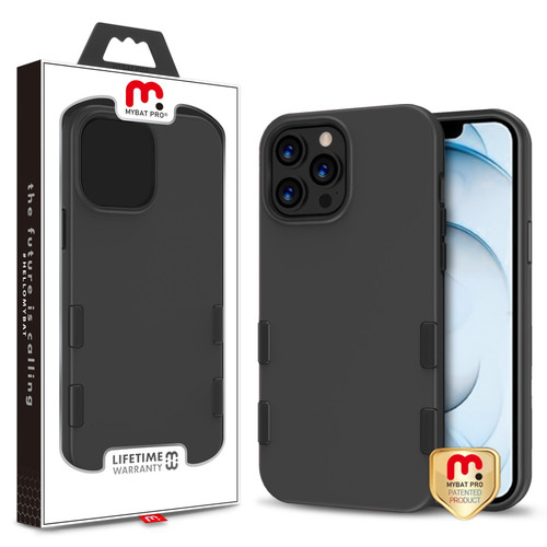 MyBat Pro TUFF Subs Series Case for Apple iPhone 13 Pro Max (6.7) - Black