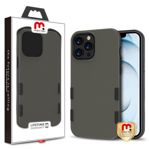 MyBat Pro TUFF Subs Series Case for Apple iPhone 13 Pro Max (6.7) - Gunmetal