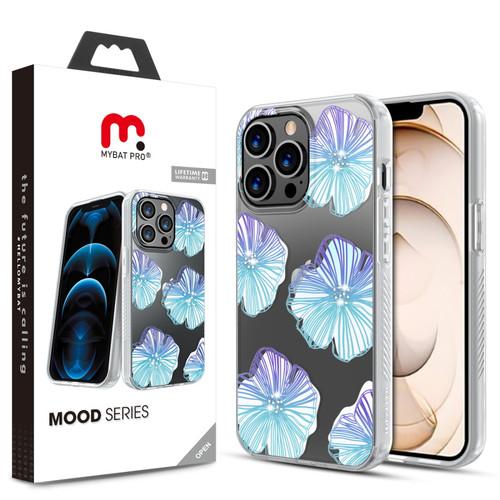 MyBat Pro Mood Series Case (with Diamonds) for Apple iPhone 13 Pro (6.1) - Seashell
