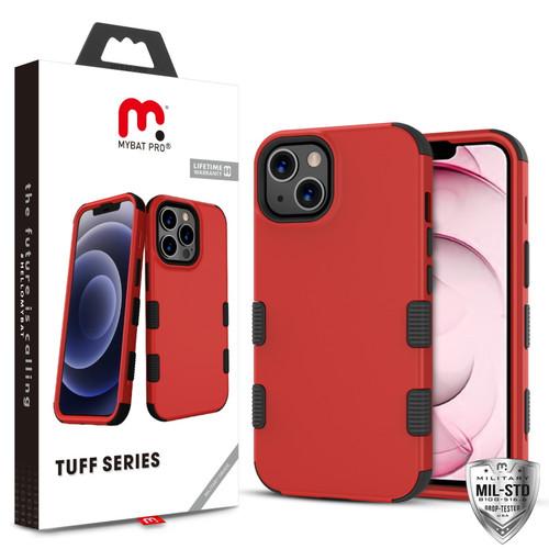 MyBat Pro TUFF Series Case for Apple iPhone 13 (6.1) - Red