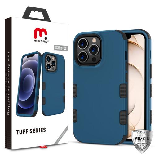 MyBat Pro TUFF Series Case for Apple iPhone 13 Pro (6.1) - Ink Blue