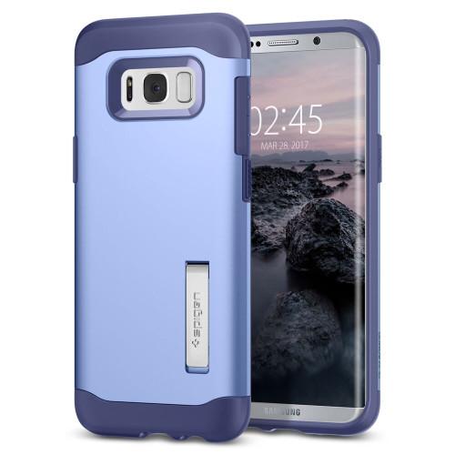 Samsung Galaxy S8 Plus Spigen Slim Armor Case - Violet