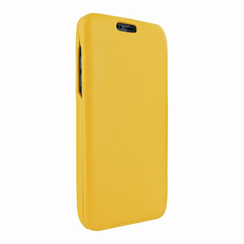 Piel Frama 778 Yellow iMagnum Leather Case for LG G6