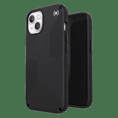 Speck - Presidio2 Grip Magsafe Case for Apple iPhone 13 - Black