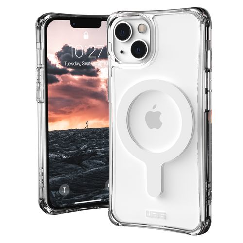 Urban Armor Gear Uag - Plyo Magsafe Case for Apple iPhone 13 - Ice