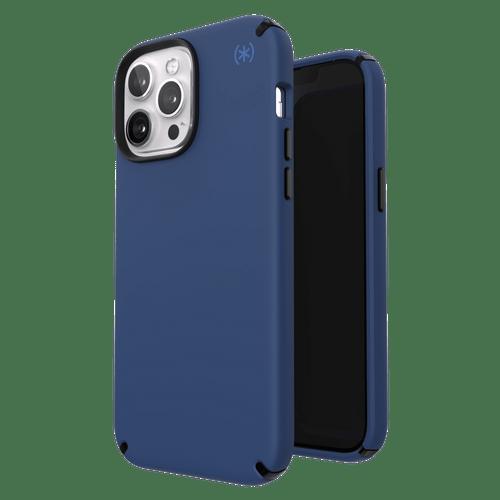Speck - Presidio2 Pro Case for Apple iPhone 13 Pro Max - Coastal Blue and Black