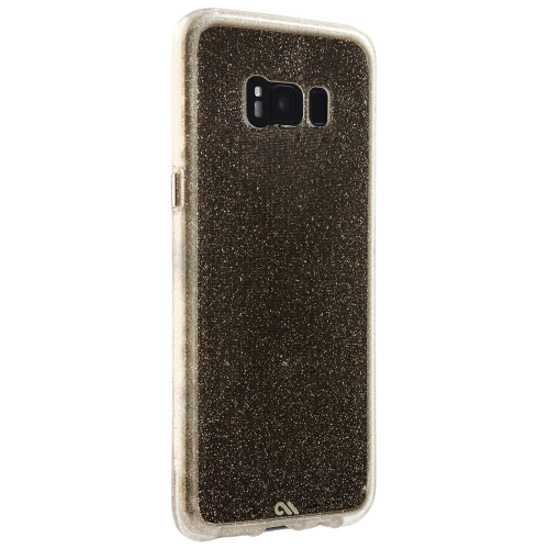 Samsung Galaxy S8 Plus Case-mate Sheer Glam Case - Champagne