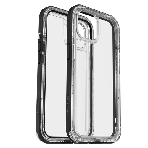 Lifeproof - Next Case for Apple iPhone 13  - Black Crystal