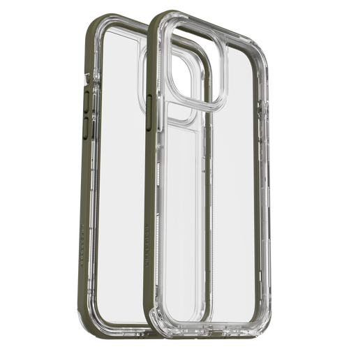 Lifeproof - Next Case for Apple iPhone 13 Pro Max  /  12 Pro Max - Precedented Green