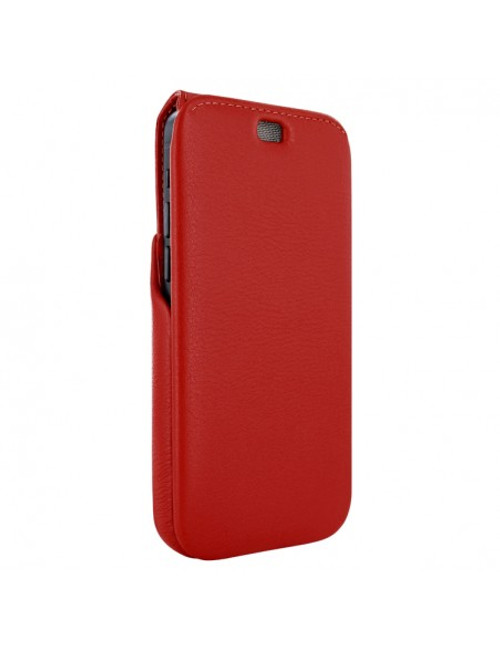 Piel Frama 894 Red iMagnum Leather Case for Apple iPhone 13 Pro Max