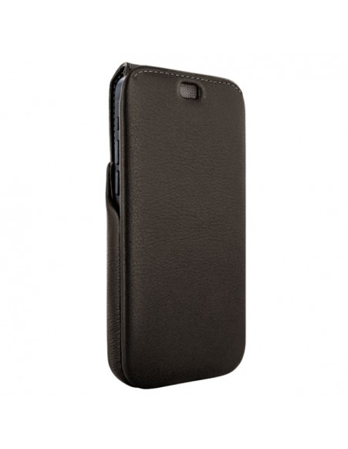 Piel Frama 901 Brown iMagnum Leather Case for Apple iPhone 13 Pro