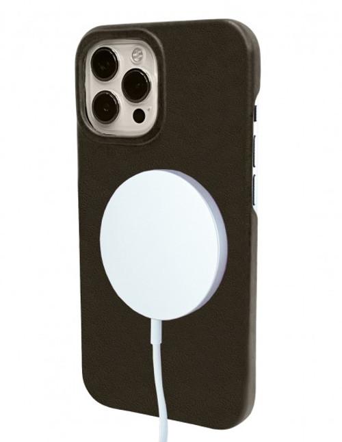 Piel Frama 900 Brown FramaSlimGrip Leather Case for Apple iPhone 13 Pro