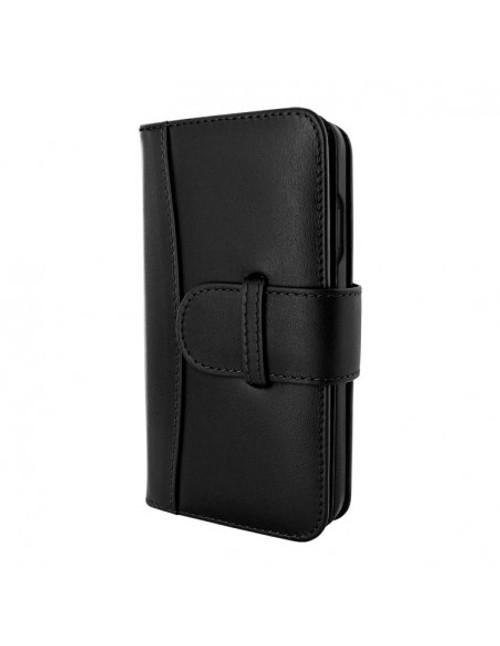 Piel Frama 905 Black WalletMagnum Leather Case for Apple iPhone 13 mini
