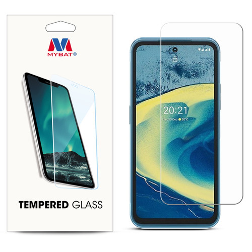 MyBat Tempered Glass Screen Protector (2.5D) for Nokia XR20 - Clear