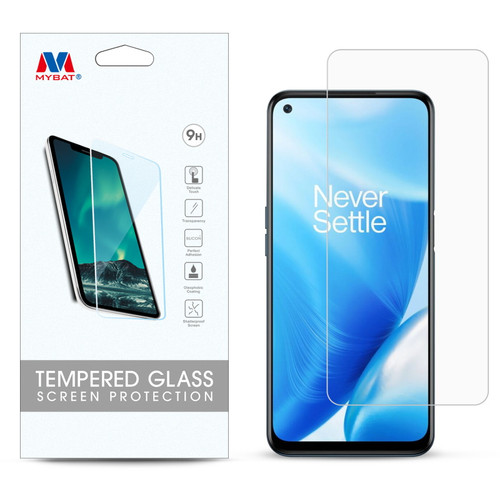 MyBat Tempered Glass Screen Protector (2.5D) for Oneplus Nord N200 5G - Clear