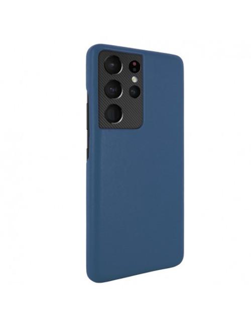 Piel Frama 875 Blue FramaSlimGrip Leather Case for Samsung Galaxy S21 Ultra