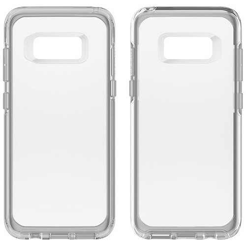 Otterbox - Symmetry Clear Case for Samsung Galaxy S8 - Clear