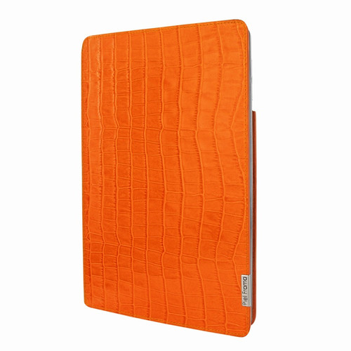 Piel Frama 787 Orange Crocodile FramaSlim Leather Case for Apple iPad Pro 10.5""