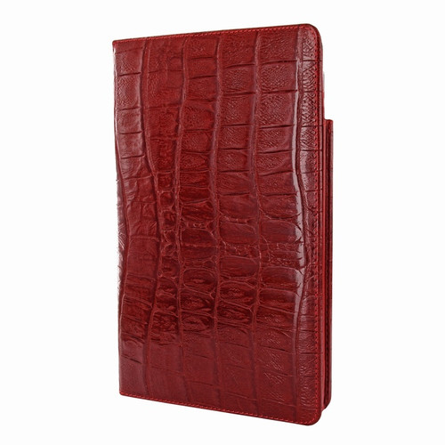 Piel Frama 787 Red Wild Crocodile FramaSlim Leather Case for Apple iPad Pro 10.5""