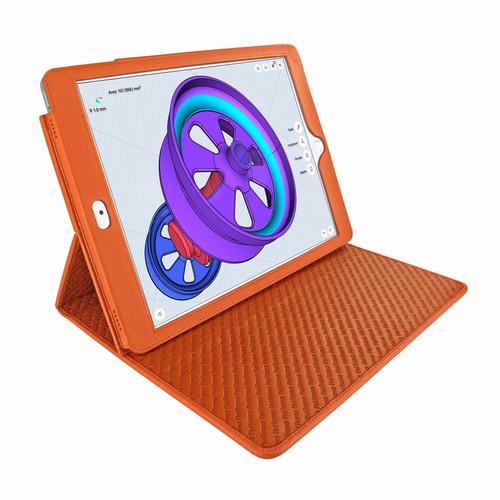 "Piel Frama 789 Orange Cinema Magnetic Leather Case for Apple iPad Pro 12.9"" (2017)"
