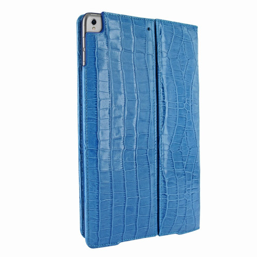 "Piel Frama 789 Blue Crocodile Cinema Magnetic Leather Case for Apple iPad Pro 12.9"" (2017)"