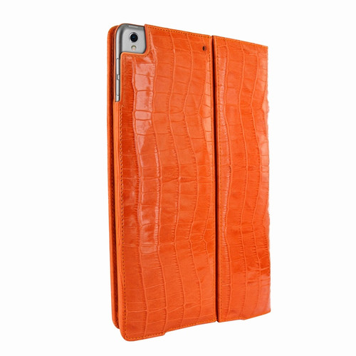 "Piel Frama 789 Orange Crocodile Cinema Magnetic Leather Case for Apple iPad Pro 12.9"" (2017)"